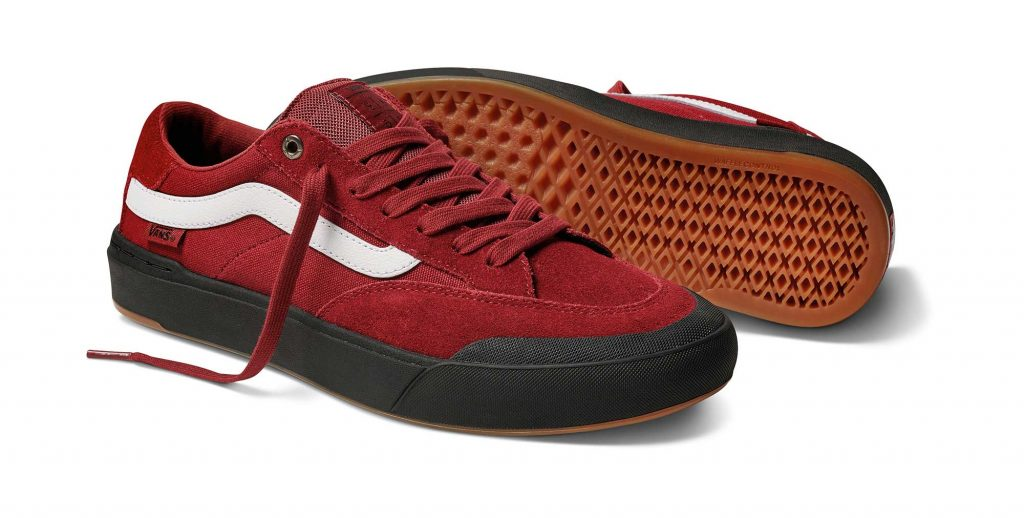 031366e3f0510d ... the Berle Pro packs only the necessary tools for its sole purpose   skateboarding. Introducing Vans  breakthrough WaffleControl technology